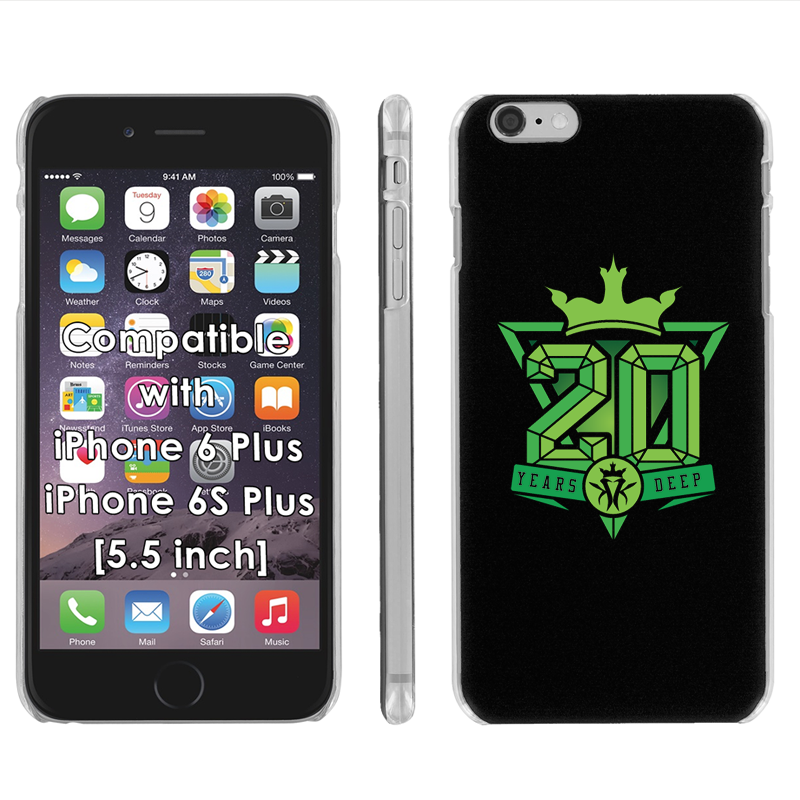 20 Years Deep iPhone Case 6 Plus