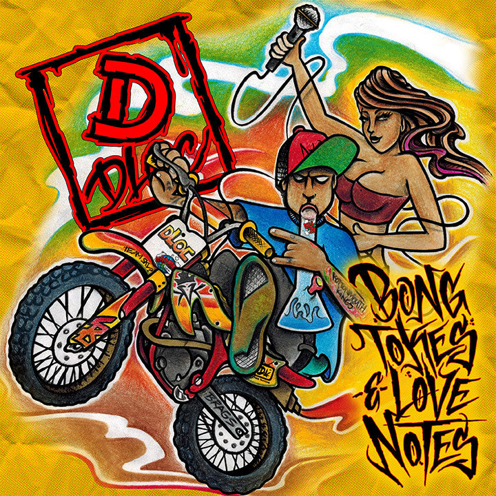 D-Loc - Bong Tokes & Love Notes MP3