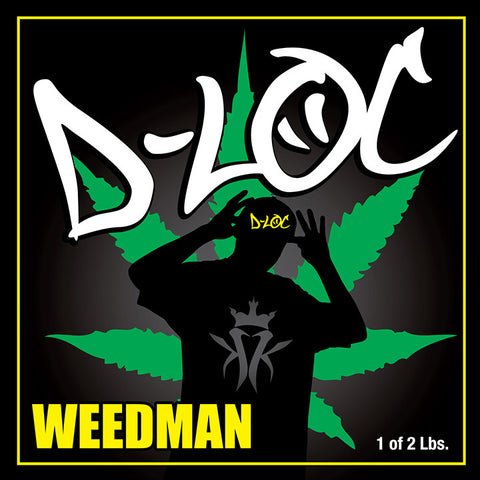 D-Loc - Weedman MP3