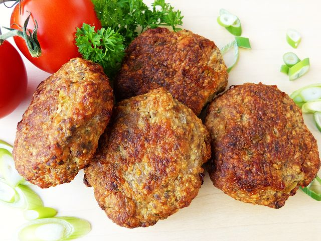 Grass-fed Burger Patties