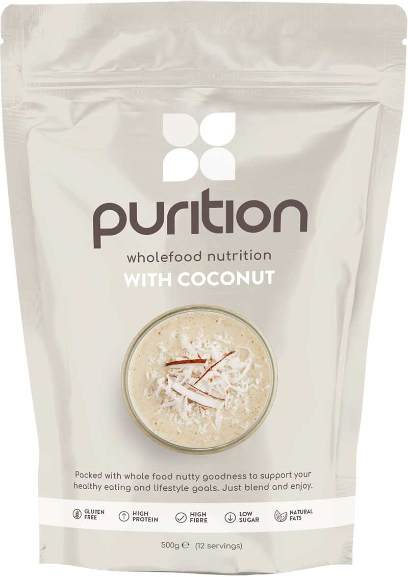 Purition Coconut 500g