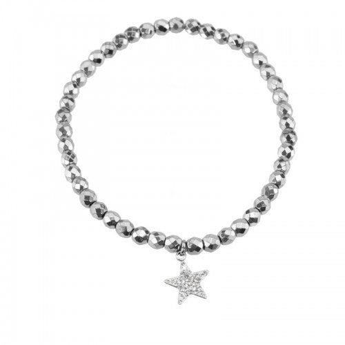 Herspirit Beaded Star Bracelet