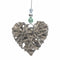 NEW! Wicker Hearts