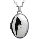 Inheritance Silver Locket Pendant