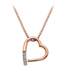 Memories Pendant - Rose Gold Plated