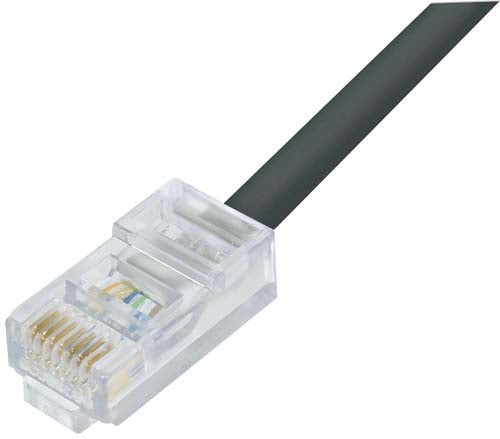 New Cat5e Shielded Outdoor Patch Cable