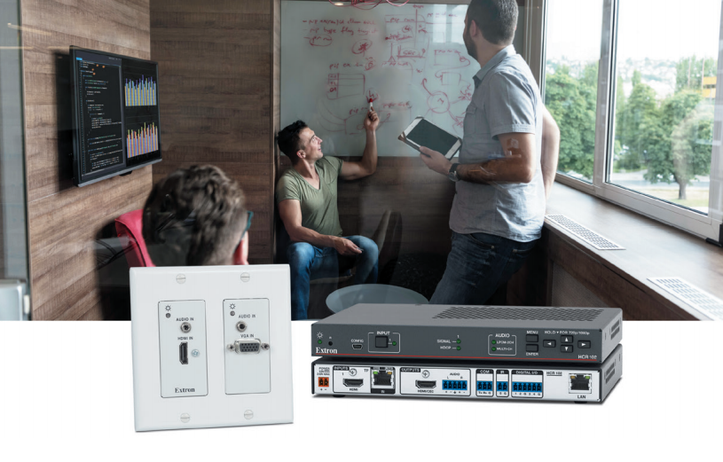 extron collaboration system