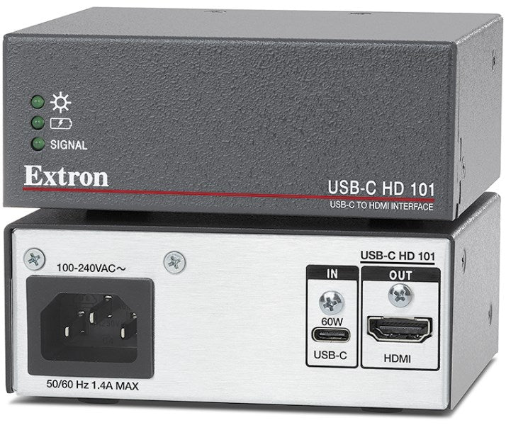 USB-C to HDMI Interface Extron