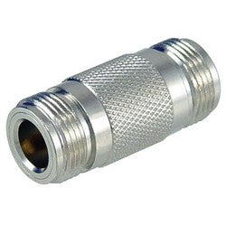 Coaxial Adapter, Type N-Female / Female AXA-NFNF