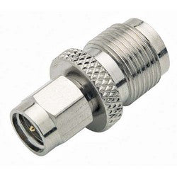 Coaxial Adapter, TNC Female / SMA Male BA580