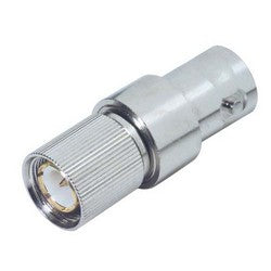 Coaxial Adapter, 1.6/5.6 Male / BNC Female BA9201