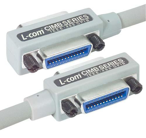 Cable molded-ieee-488-cable-normal-reverse-10m