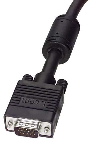 CTLF3VGAMM-200 L-Com Audio Video Cable