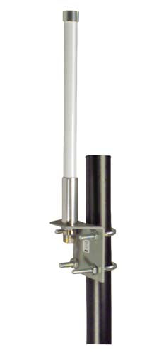 HG2405UP-NF  2.4 GHz 5.5 dBi Omnidirectional Mini PRO Series Antenna - N-Female Connector