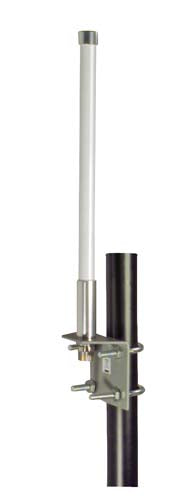 HG2407UP-NF  2.4 GHz 7 dBi Omnidirectional Mini PRO Series Antenna - N-Female Connector