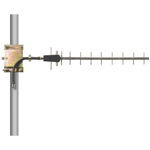HG2412SY-NF  2.4 GHz 12 dBi Stainless Steel High Gain Yagi Antenna
