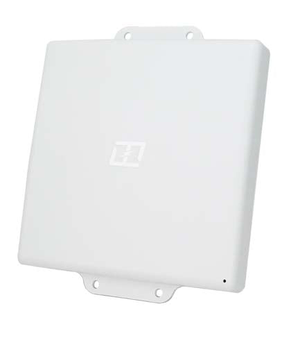 HG2458-11XP  2.4/4.9-5.8 GHz 9/11 dBi Cross Polarized Flat Panel Antenna - N-Female Connector