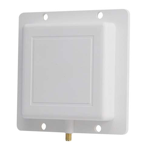 5.1 GHz to 5.8 GHz 8 dB Broadband Patch Antenna - SMA Female Connector
