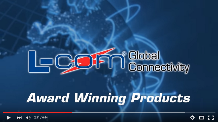 Overview of L-com Global Connectivity Products and Services - L-Com Video