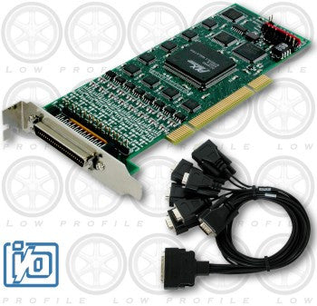LPCI-COM485/8 - Serial Communication Board