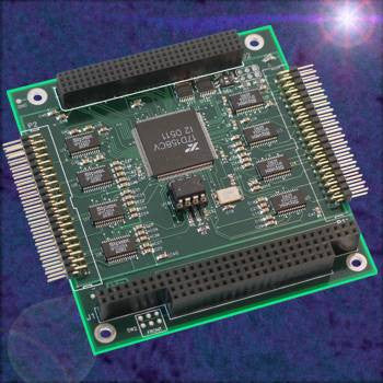 P104-COM232-8 - Serial Communication Board