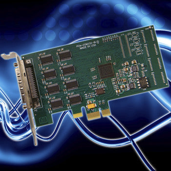 PCIe-COM232-4NC - Serial Communication Card
