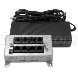 BT-CAT5-P4-56118 - PoE Injector