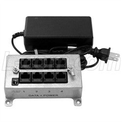 BT-CAT5-P4-4848 - PoE Injector