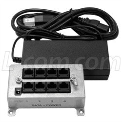 BT-CAT5-P4-4870 - PoE Injector