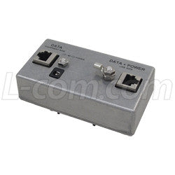 BTD-CAT5E-P1-HP - PoE Injector