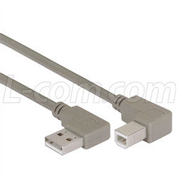 CA90RA-90RB-4M L-Com USB Cable
