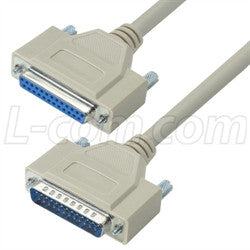 CRMN25MF-1 L-Com D-Subminiature Cable