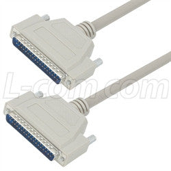 CRMN37MM-1 L-Com D-Subminiature Cable