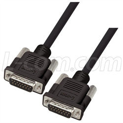 CS2NB15MM-1 L-Com D-Subminiature Cable