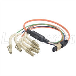 MPM6OM2-FLC-5 L-Com Fibre Optic Cable