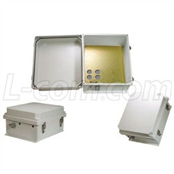 14x12x7-inch-240-vac-weatherproof-enclosure-with-heating-system L-Com Enclosure