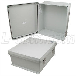 16x14x6-inch-ul-listed-weatherproof-industrial-nema-4x-enclosure-only L-Com Enclosure