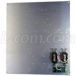 assembled-replacement-mounting-plate-for-nb181608-100-enclosures L-Com Enclosure