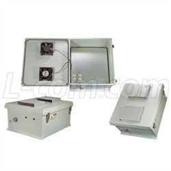 18x16x8-inch-120-vac-weatherproof-enclosure-with-solid-state-fan-controller L-Com Enclosure