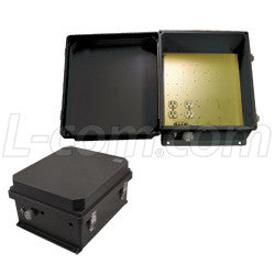 L-Com Enclosure NBB141207-1H0