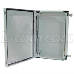 24x16x9-inch-weatherproof-nema-4x-enclosure-only L-Com Enclosure