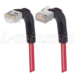 TRD695SZRA4RD-2 L-Com Ethernet Cable