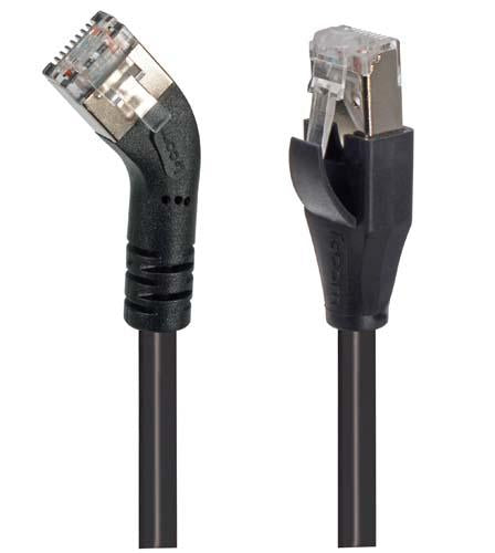 TRD645RSBLK-10 L-Com Ethernet Cable