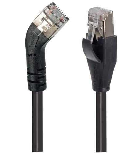TRD845LSBLK-7 L-Com Ethernet Cable