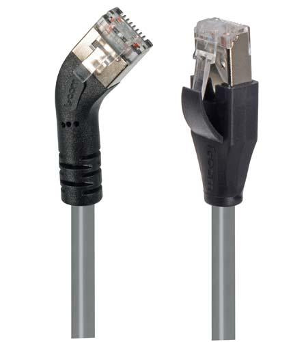 TRD845LSGRY-10 L-Com Ethernet Cable