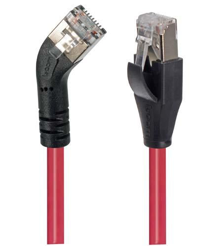 TRD845LSRED-1 L-Com Ethernet Cable