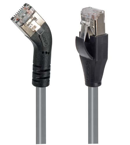 TRD845RSGRY-1 L-Com Ethernet Cable