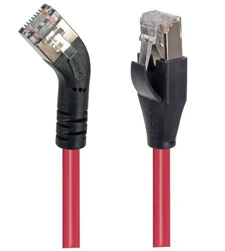 TRD845RSRED-10 L-Com Ethernet Cable