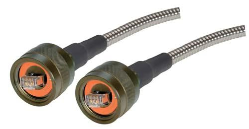 TRD8RGMT1-01 L-Com Ethernet Cable
