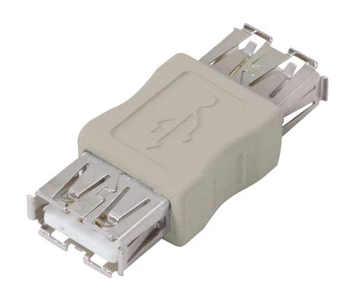 USB Adapter, Type A Female / Type A Female UAD015FF